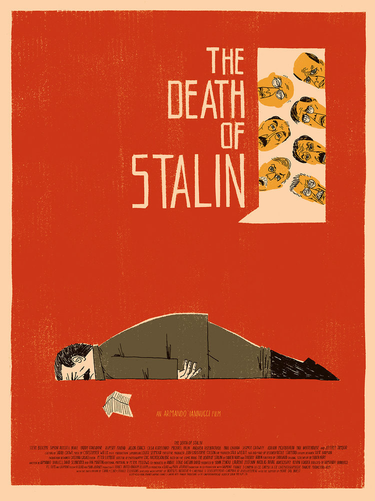 Leslie Herman Death of Stalin