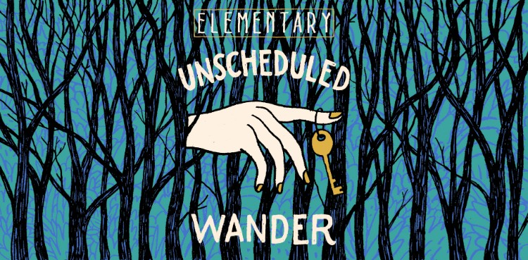 Unscheduled Wander label